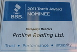 nominee torch awards bbb roofing company