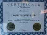 certification licensed roofing gutter company victoria bc
