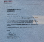 firestone roofing certified licensed contractor victoria bc