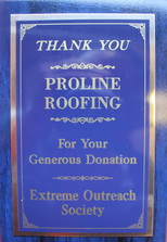 extreme outreach sponser donation